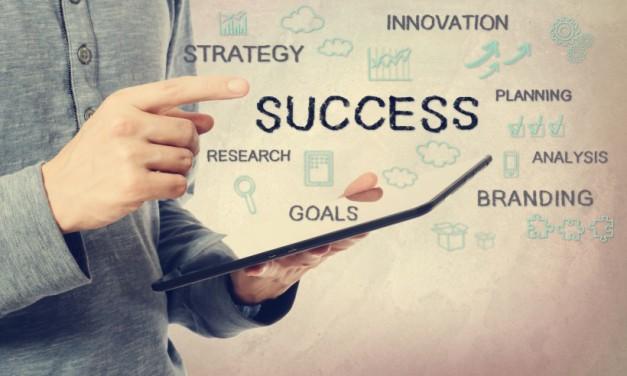 Success is a Behavior