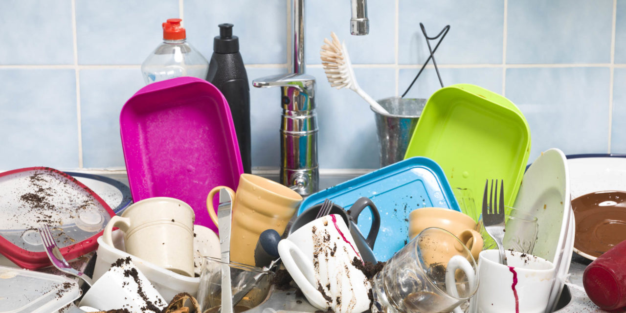 Curbing Cravings: Can Kitchen Chaos Influence Cookie Consumption?