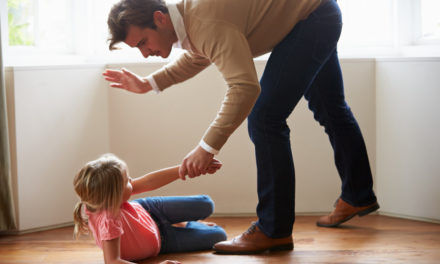 Hard Evidence: Spanking Could Lead to Health Problems, Antisocial Behavior