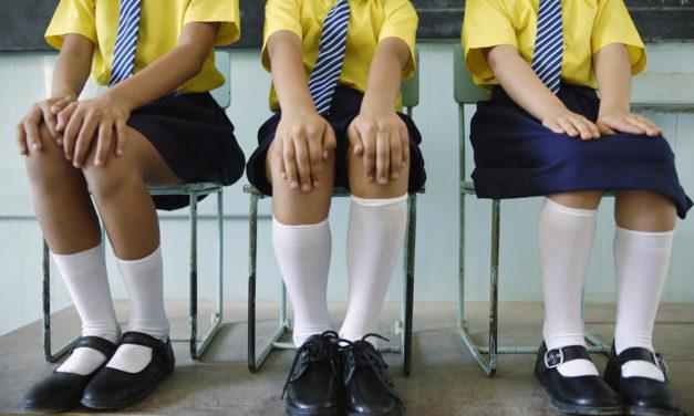 Does Wearing a School Uniform Improve Student Behavior?